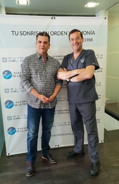 30 aniversario Clínica del Canto con Claudio Ziegler