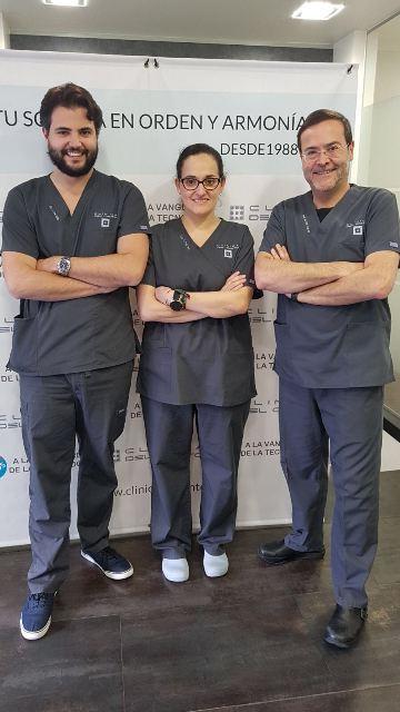 30 aniversario Clinica del Canto - con Andreina Perz y Joaquin de Elio Oliveros