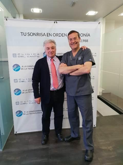 30 aniversario Clinica del Canto con Fernando Aguilon