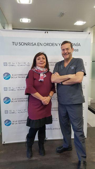 30 aniversario Clinica del Canto con Maribel Aragoneses Lamas
