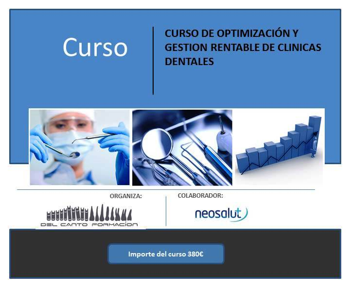 Cartel Curso Gestion de clinicas