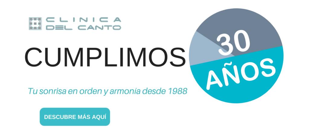 Clinica dental del Canto en Las Rozas y Torrelodones cumple 30 anos de trayectoria