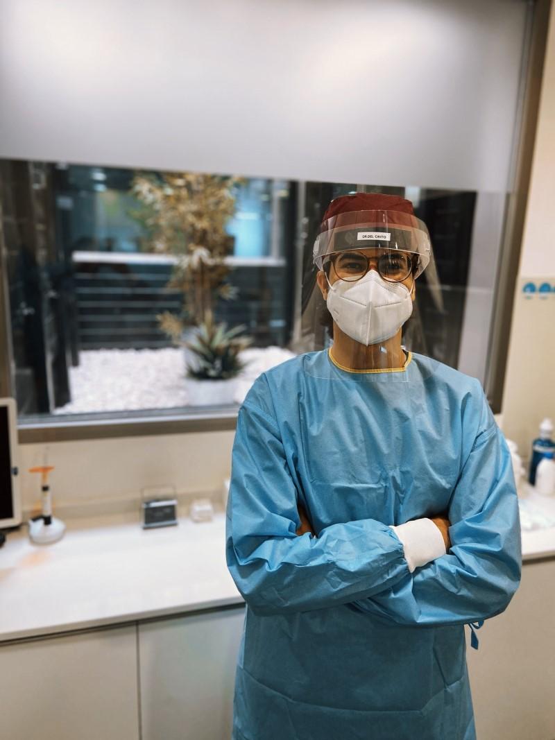 Dr. Mariano del Canto Diaz - Medidas seguridad anti COVID19