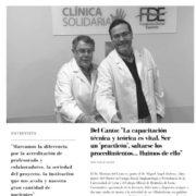 Entrevista a Mariano del Canto para Leon Formacion