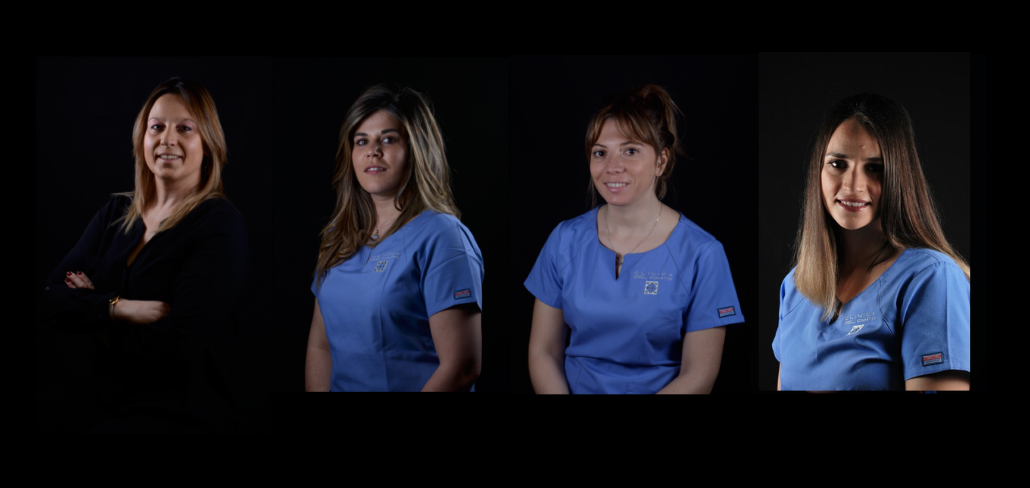 Equipo clinico y administrativo - Clinica del Canto 2020