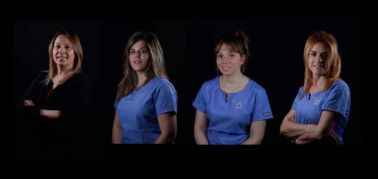 Equipo clinico y administrativo Clinica del Canto