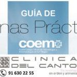 Guia en pdf de buenas práctidas para dentistas