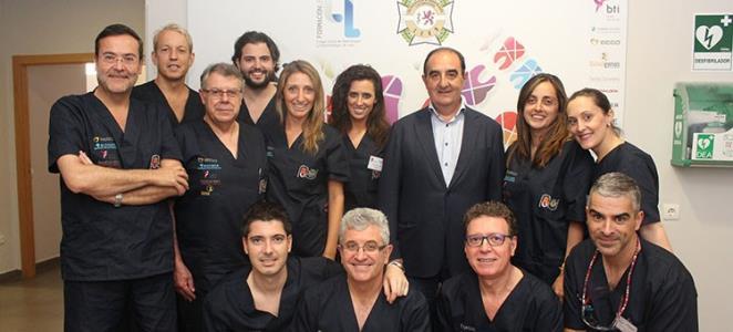 Master Cirugia bucal, Implantologia y Periodoncia de León