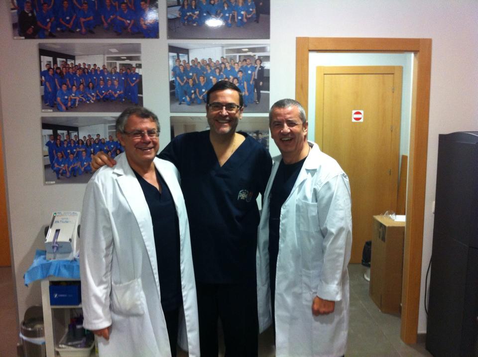 Master ciruga implantologia periodoncia ponentes
