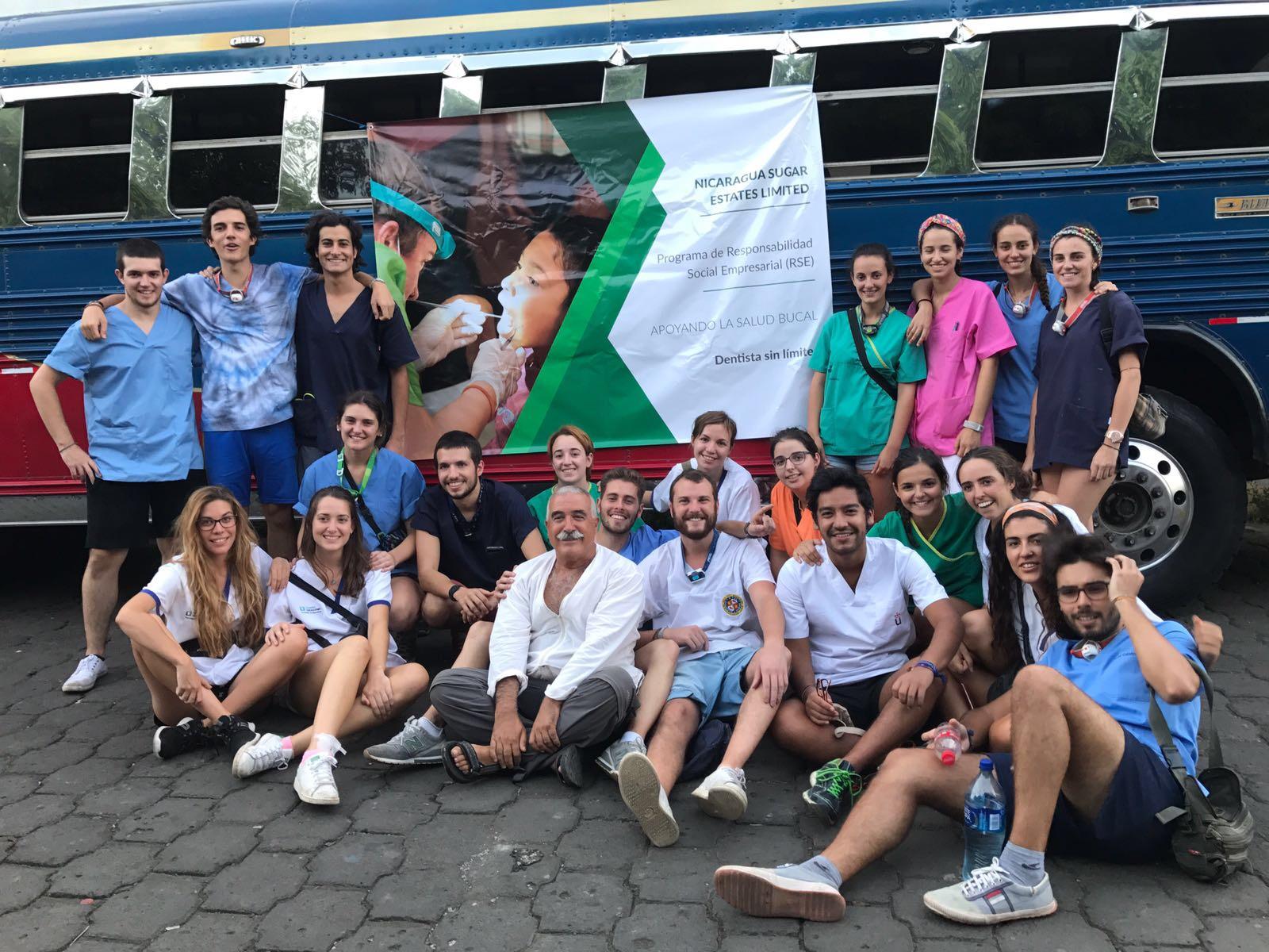 Nicaragua 2017 Asociación Dentistas sin límites