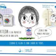Sumate al reto del agua- Canal de Isabel II - Clinica del Canto te anima a colaborar