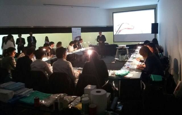 Taller cirugia Mucogingival en SEPA 2018